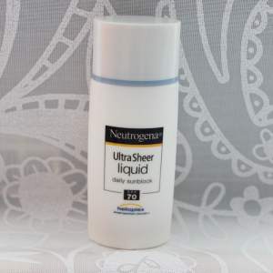Neutrogena UltraSheer Liquid SPF 70