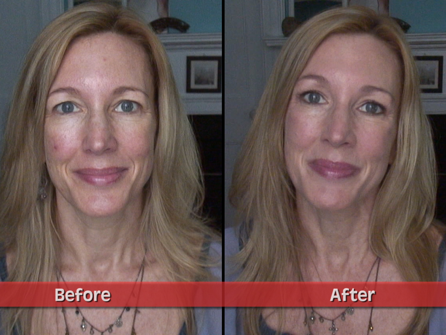 Tutorial For Mature Skin Makeup
