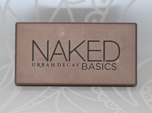 Urban Decay Naked Basics matte eyeshadow