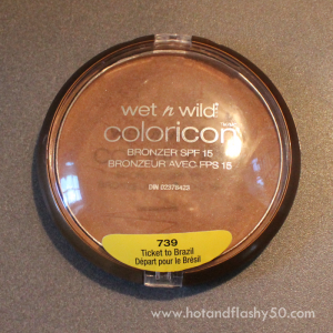 Wet 'N Wild Coloricon Bronzer in Ticket to Brazil