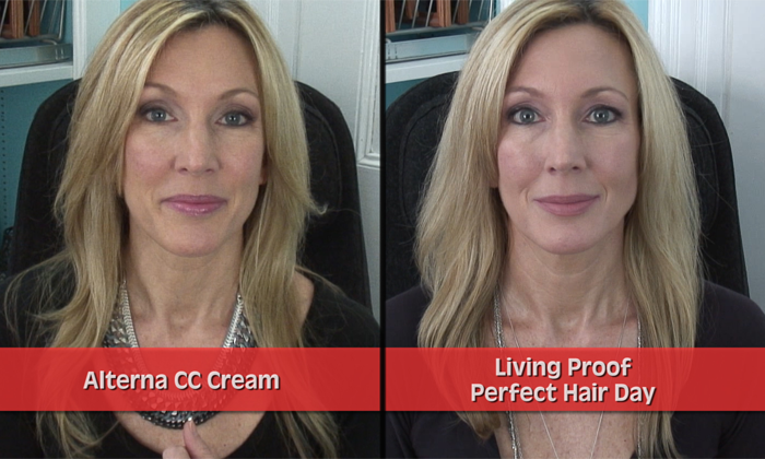 Alterna CC vs Perfect Hair Day