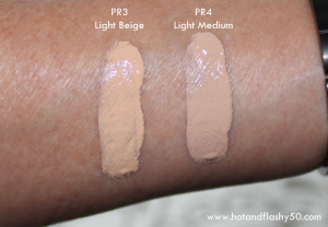 Lorac POREfection Swatch 2