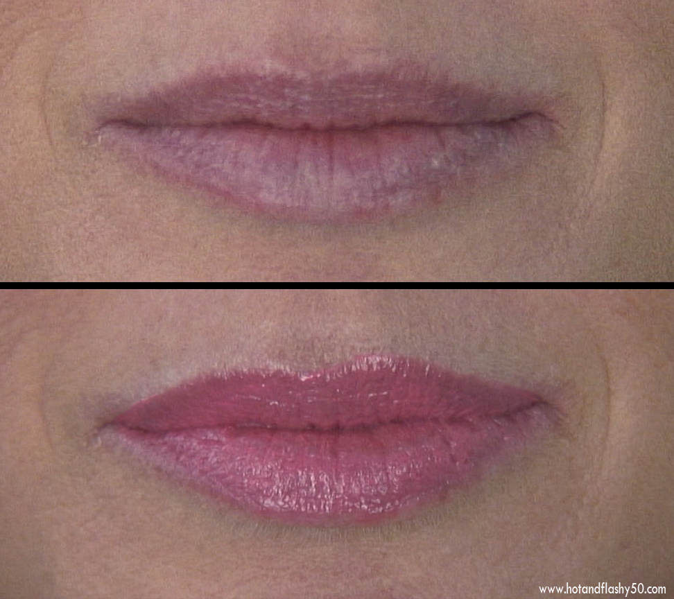 Mini-Makeover #3 ~ Reduce Little Lip Lines
