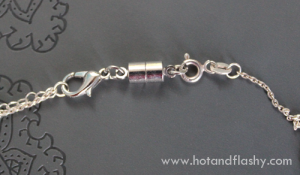 Magnetic Clasp Closed