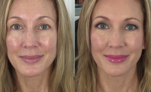 Anti-Aging Natural Glam Makeup