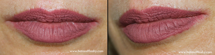 Stila Stay All Day Liquid Lipstick After 6 Hours of Wear