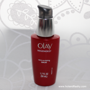 Olay Regenerist Microsculpting Serum - $30 for 1.7 oz.