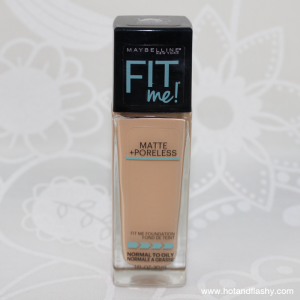 Maybelline Fit Me Matte