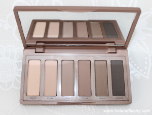 UD Naked 2 Open
