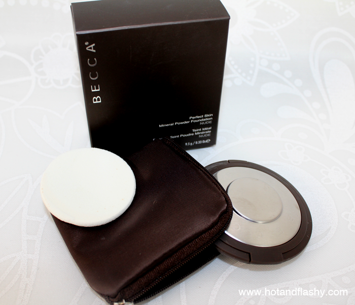 Becca Packaging