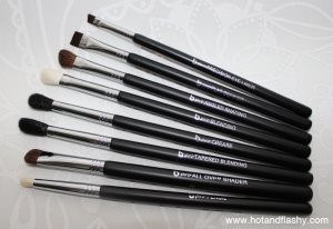 Beauty Junkees Pro Full Brush Set