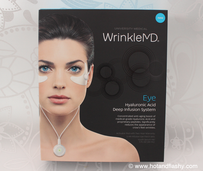 WrinkleMD Eye Hyaluronic Acid Deep Infusion System Starter Kit ~ $199 at Nordstrom & Ulta