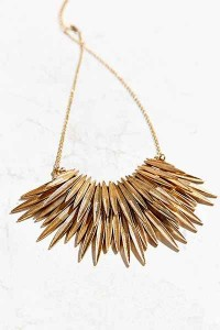 Urban Outfitters Burning Rays Necklace