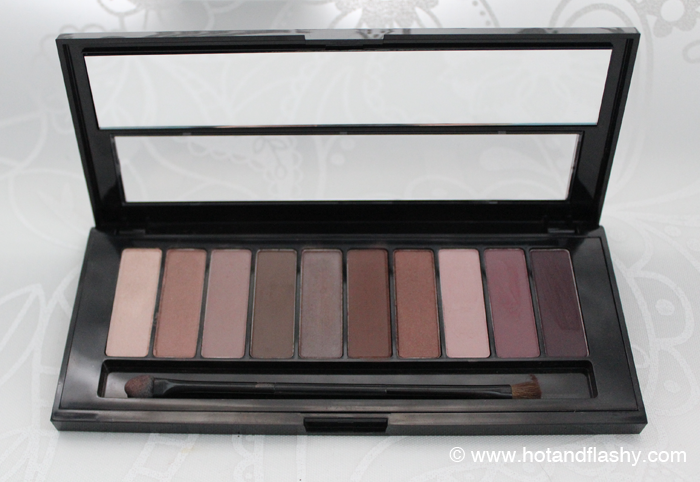 LOreal LaPalette Nude 2 Open