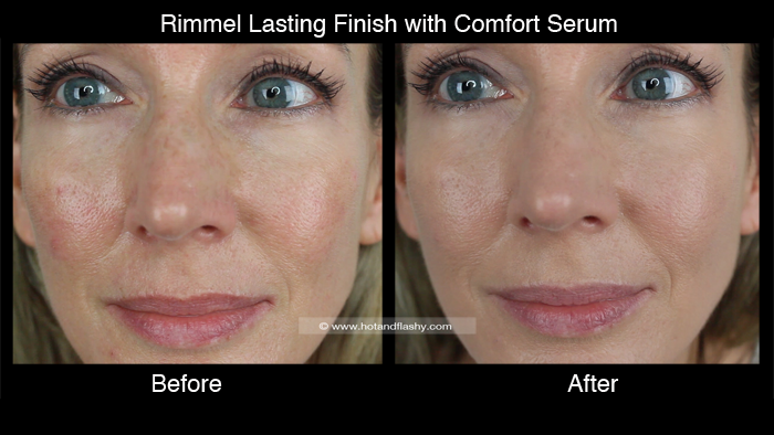 B&A Day 1 Rimmel Blog