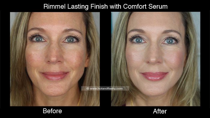 B&A Day 3 Rimmel Blog