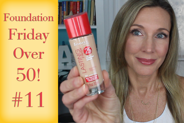 FF #11 Rimmel Lasting Finish