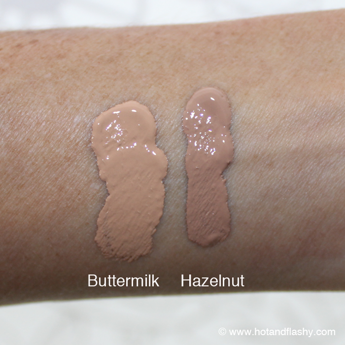 Clinique BP 2 Swatch