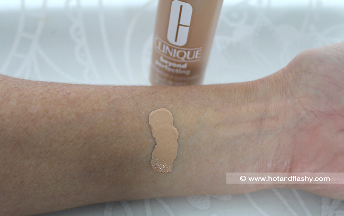 Clinique Swatch Blog