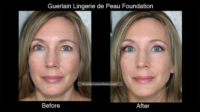 B&A Day 1 Guerlain Blog