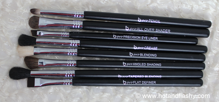 Beauty Junkees Eyeshadow Set