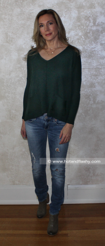 UO Green Top Full