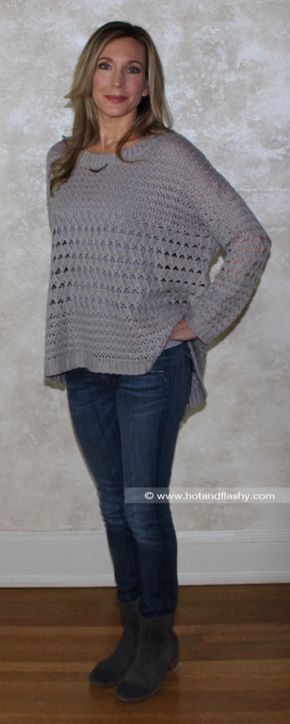 UO Grey Sweater