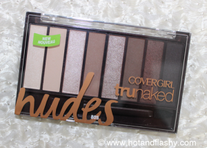 CoverGirl TruNaked Nudes