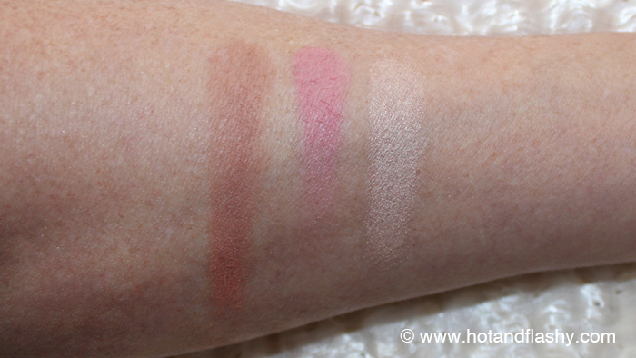 Maybelline Master Contour Swatches