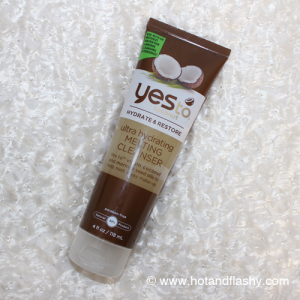 Yes to Coconuts Melting Cleanser