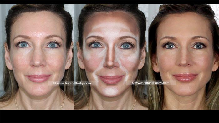cheek contour before and after. c\u0026h before \u0026 after blog cheek contour and