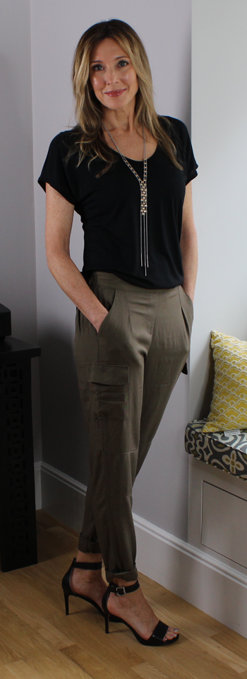 Outfit 3 Olive Pants