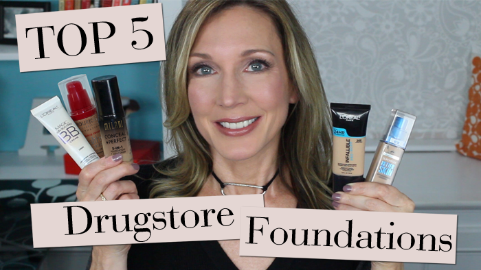 Best Foundation For Mature Skin Over 50