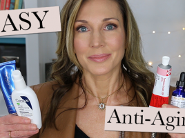 Quick Easy Anti-Aging Skincare Routine