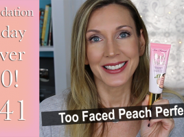 FFOF #41 Too Faced Peach Perfect Thumb