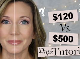 Drugstore vs High End Tutorial 2