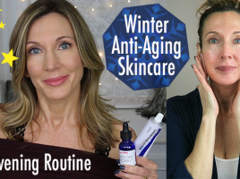 Skincare Routine Winter PM 2017 thumb