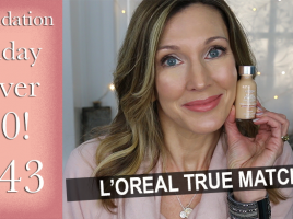 FFOF #43 L'Oreal True Match Thumb