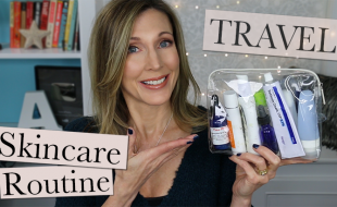 Travel Skincare Routine